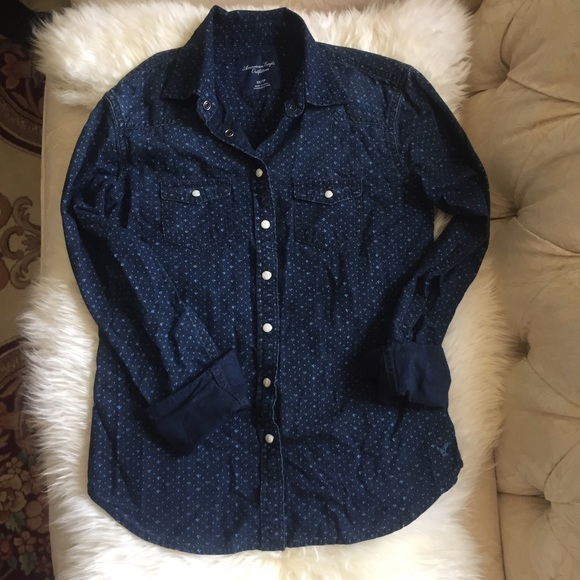 53f81ab9e7 American Eagle Outfitters Tops